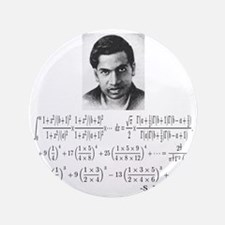 "ramanujan and his equations 3.5"" Button"