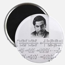 ramanujan and his equations Magnet