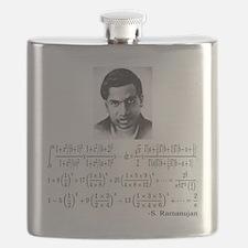 ramanujan and his equations Flask