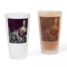 Madame de Pompadour Drinking Glass