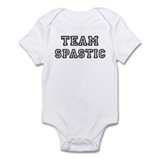 Team SPASTIC Infant Bodysuit