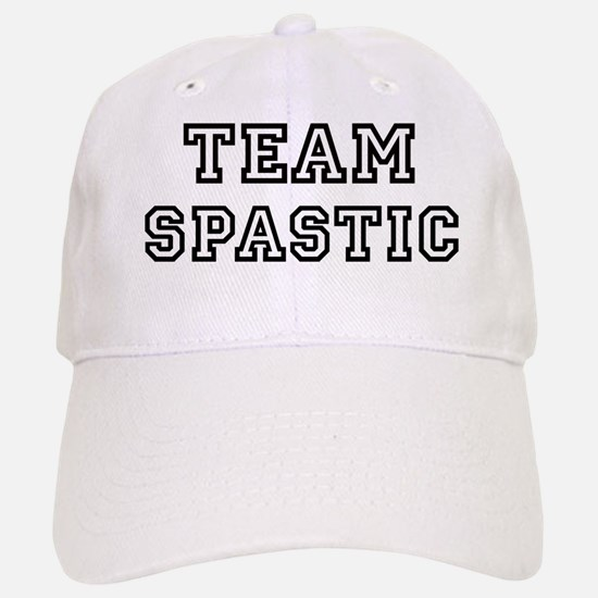 Team SPASTIC Baseball Baseball Cap