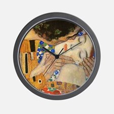 Klimt Wall Clock