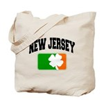 New Jersey Shamrock Tote Bag