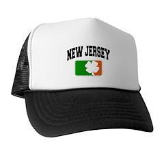 New Jersey Shamrock Trucker Hat