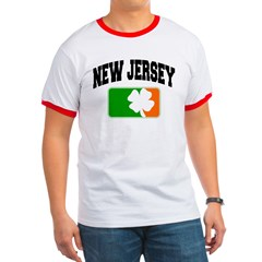 New Jersey Shamrock T