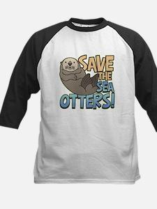Save Sea Otters Tee