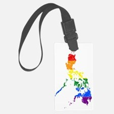 Gay Pride Flag the Philippines C Luggage Tag