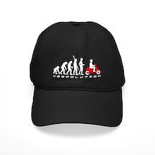 evolution scooter Baseball Hat