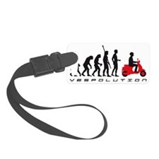 evolution scooter Luggage Tag