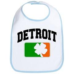 Detroit Shamrock Bib