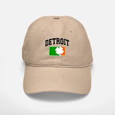 Detroit Shamrock Baseball Baseball Cap