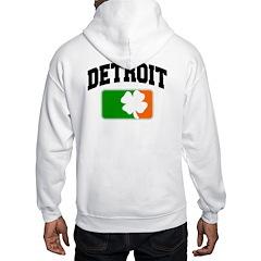 Detroit Shamrock Hoodie