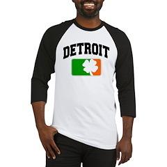Detroit Shamrock Baseball Jersey