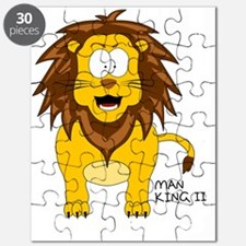 Man King II Puzzle