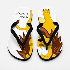 Man King II Flip Flops