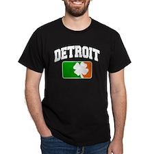 Detroit Shamrock T-Shirt