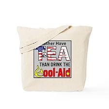 TeaPoster Tote Bag