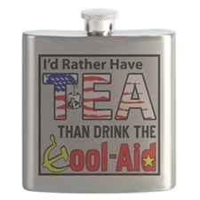 TeaPoster Flask