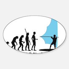 evolution windsurfer Decal