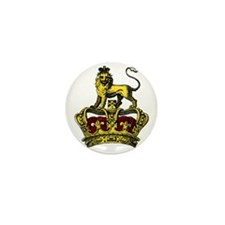 Really Royal Mini Button