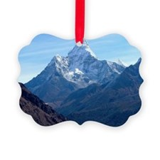 Mount Everest Ornament