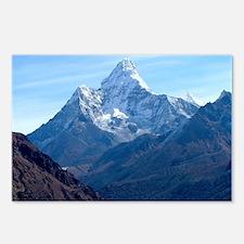 Mount Everest Postcards (Package of 8)