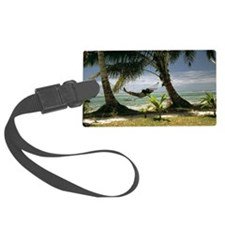 The landscape Luggage Tag