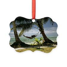 The landscape Picture Ornament