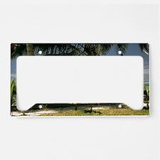 The landscape License Plate Holder