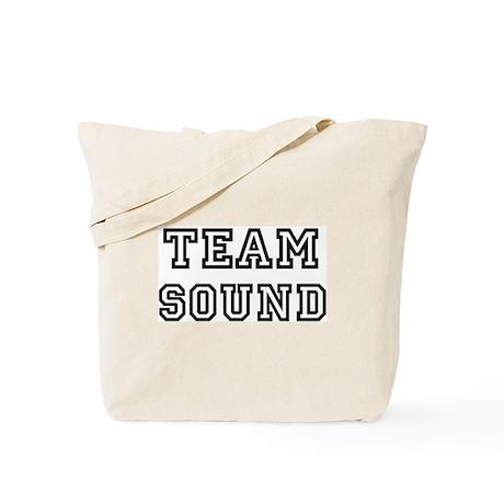 Team SOUND Tote Bag