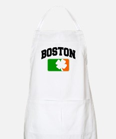 Boston Shamrock BBQ Apron