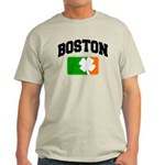 Boston Shamrock Light T-Shirt