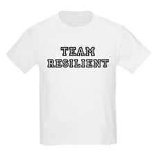 Team RESILIENT Kids T-Shirt