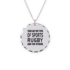 Rugby Designs Necklace