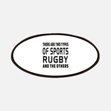 Rugby Designs Patches