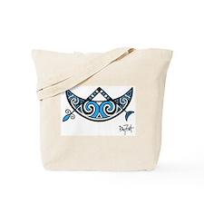 Pictish V-Rod Crescent Tote Bag