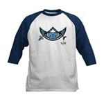 Pictish V-Rod Crescent Kids Baseball Jersey