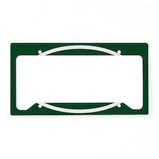 VT200 Euro Oval Sticker License Plate Holder
