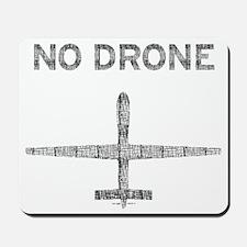 No Drone Mousepad