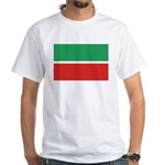 Tatarstan White T-Shirt