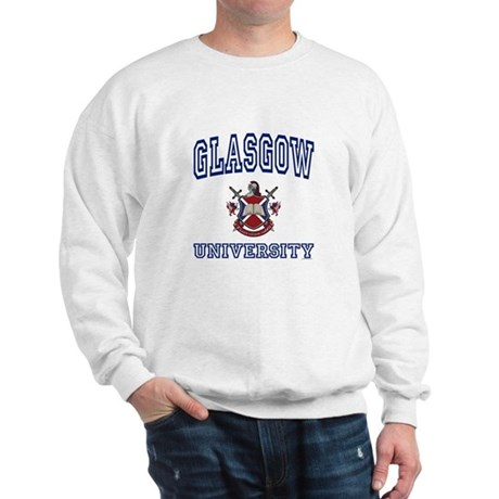GLASGOW University Sweatshirt