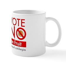 Vote No on Passion Fruit Mug