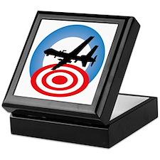 Drone Logo Keepsake Box