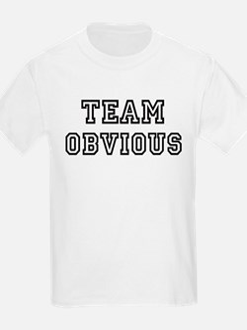 Team OBVIOUS Kids T-Shirt