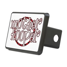 Mother Hooper Red Hitch Cover