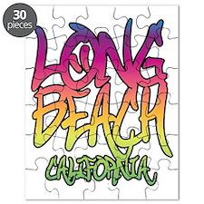 Long Beach Graffiti B Puzzle