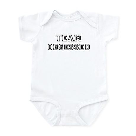 Team OBSESSED Infant Bodysuit