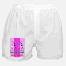 Eye Chart FF 2 Boxer Shorts