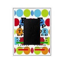 Eye Chart FF 8 Picture Frame